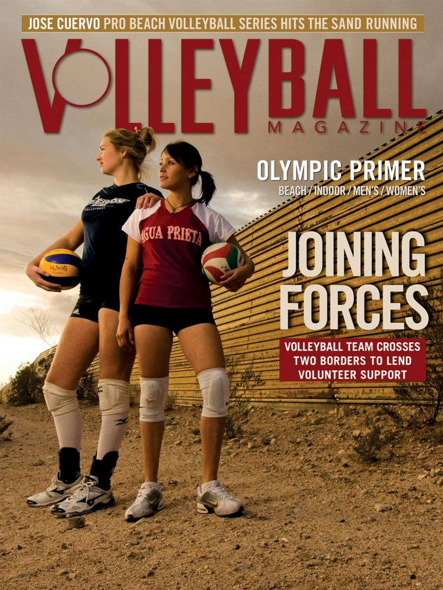 Volleyball Magazine 201
